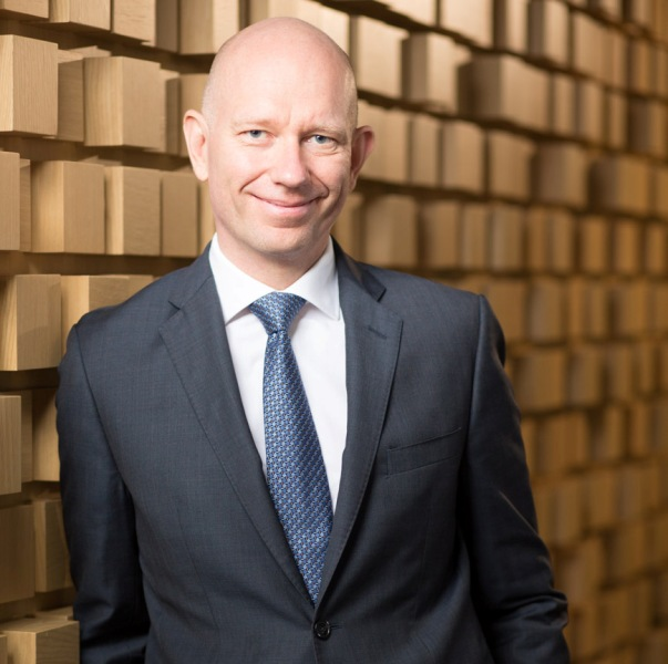 Claus Andresen, President and Managing Director of SAP Southeast Asia