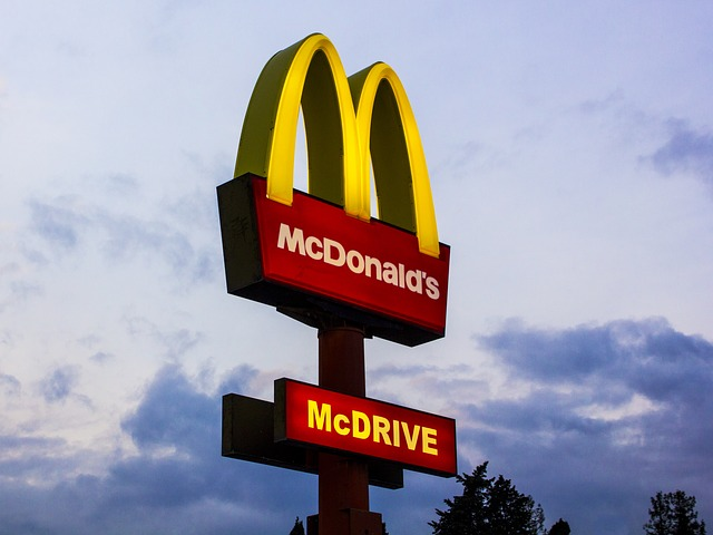 McDonalds (pixabay)