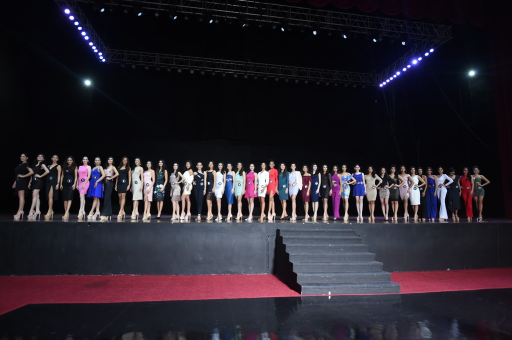 The 40 Binibining Pilipinas 2018 candidates unveiled