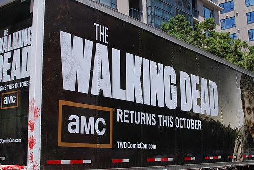 Film company fined in 'The Walking Dead' stuntman's death