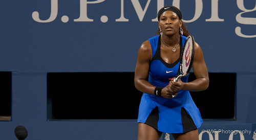 Serena 'so proud' of Wozniacki