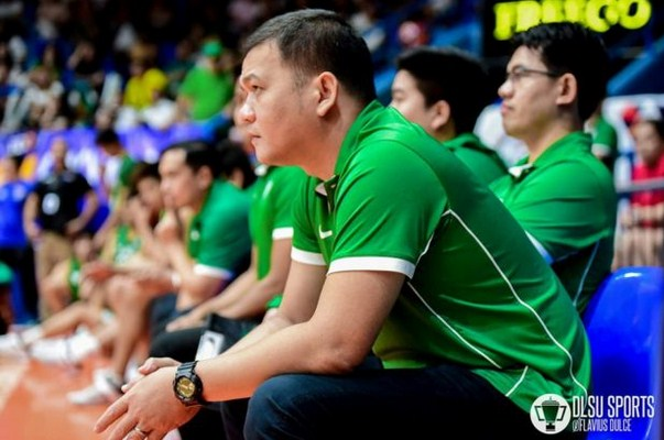 Louie Gonzales (photo credits: DLSU Office of Sports Development/ http://dlsusports.com)