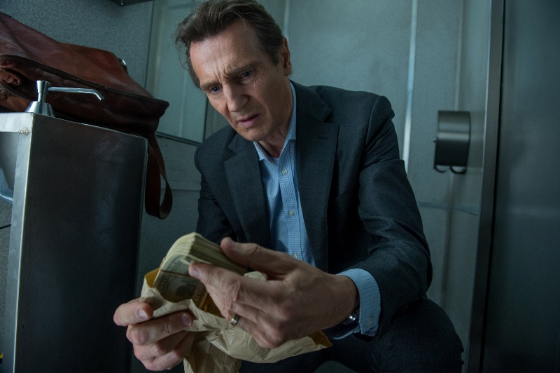 'The Commuter' : Rip-roaring action with Liam Neelson on Jan. 10