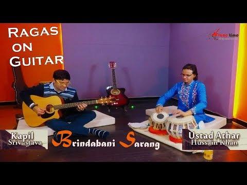 Kapil Srivastava performs Raga Brindabani Sarang on Guitar