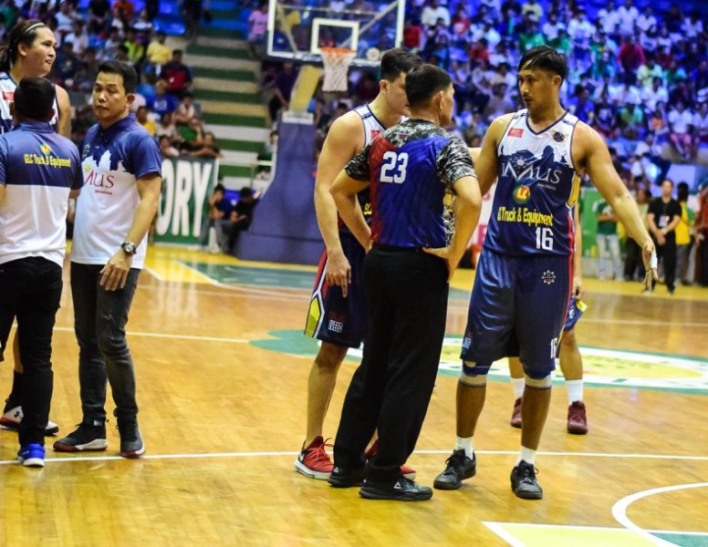 Imus Bandera (photo from MPBL Facebook)