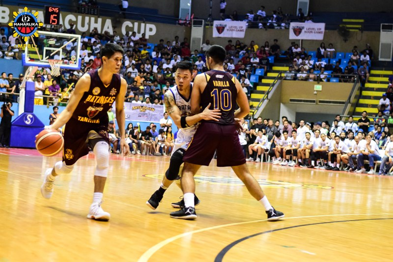 Batangas Athletics Tanduay Val Acuna (photo from MPBL Facebook)