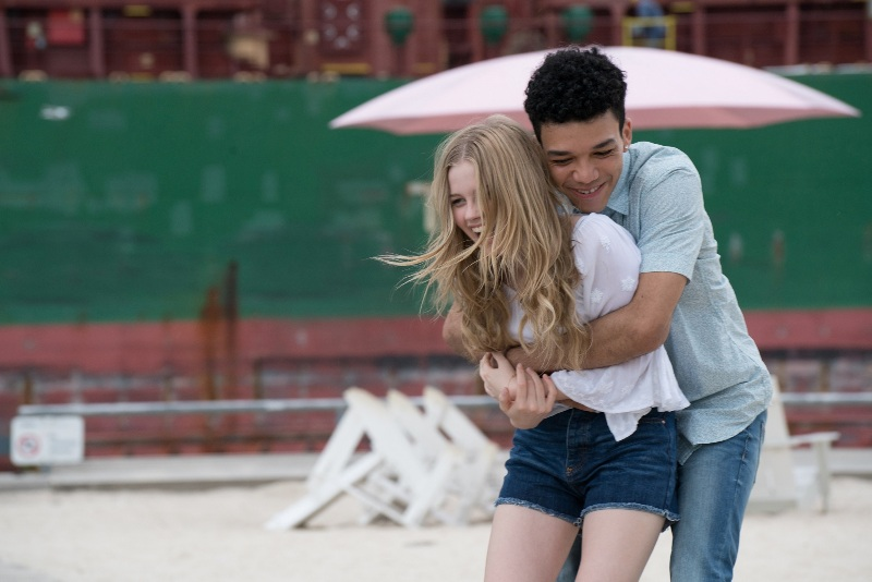 "Angourie Rice and Justice Smith on ""Every Day"""