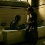 "Doug Jones and Sally Hawkins in ""The Shape of Water"""