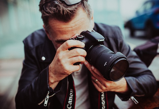 Fashion photographer in sexual harassment row