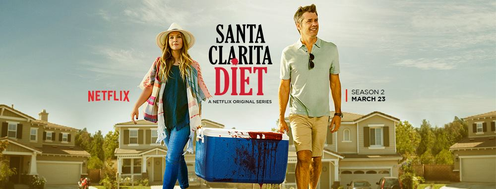 'Santa Clarita Diet' season 2 release date, cast: Zombie series launches in March with new faces