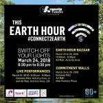 earth hour artwork