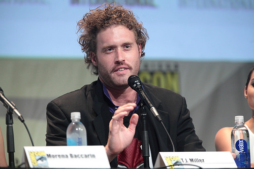 T.J. Miller charged with making bomb report on train