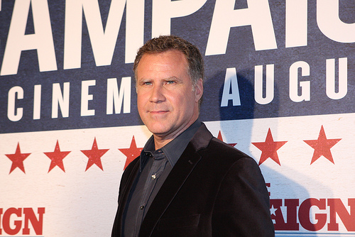 Will Ferrell treated after rollover freeway crash