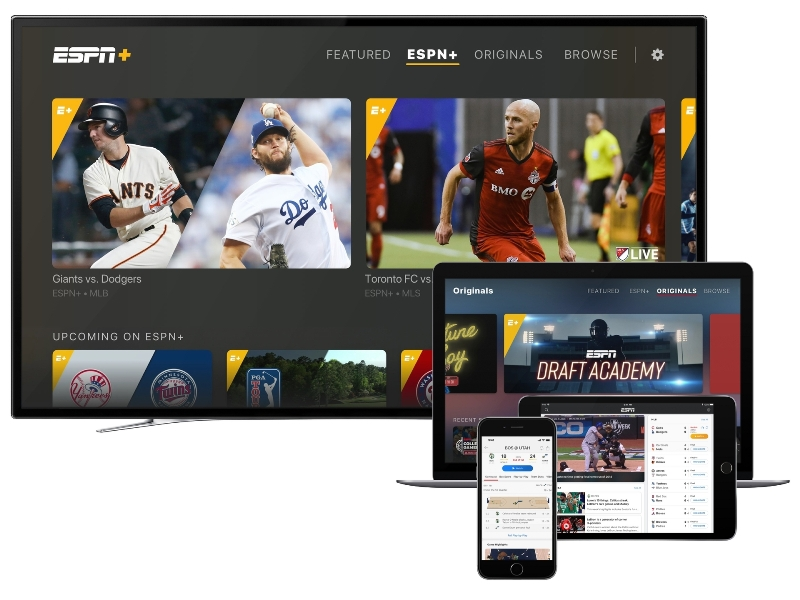 New, Re-Imagined ESPN App Launches to Sports Fans