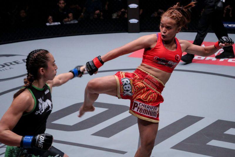 Gina Iniong (ONE Championship photo)