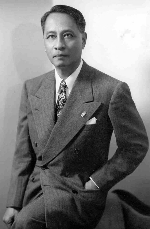 President Manuel Roxas