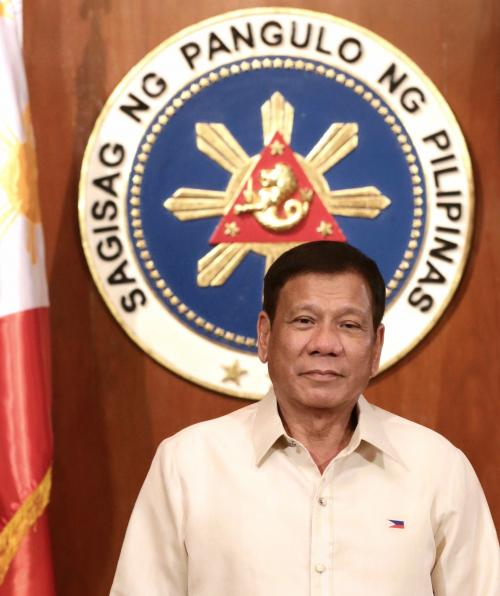 Rodrigo Duterte (Ervin1118 | Wikimedia Commons)