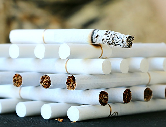 France limits sale of nicotine products after virus research