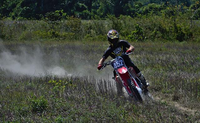 CEZA track hosts national motocross