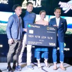 ORGANIZERS unveil the partnership with PayMaya for this year's edition of Earth Day Run.