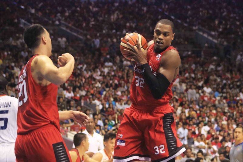 Justin Brownlee (photo by Peter Paul Baltazar)