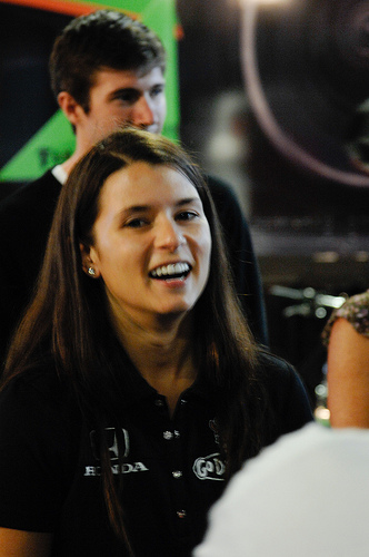 No regrets for trouble-hit Danica in Indy 500 farewell