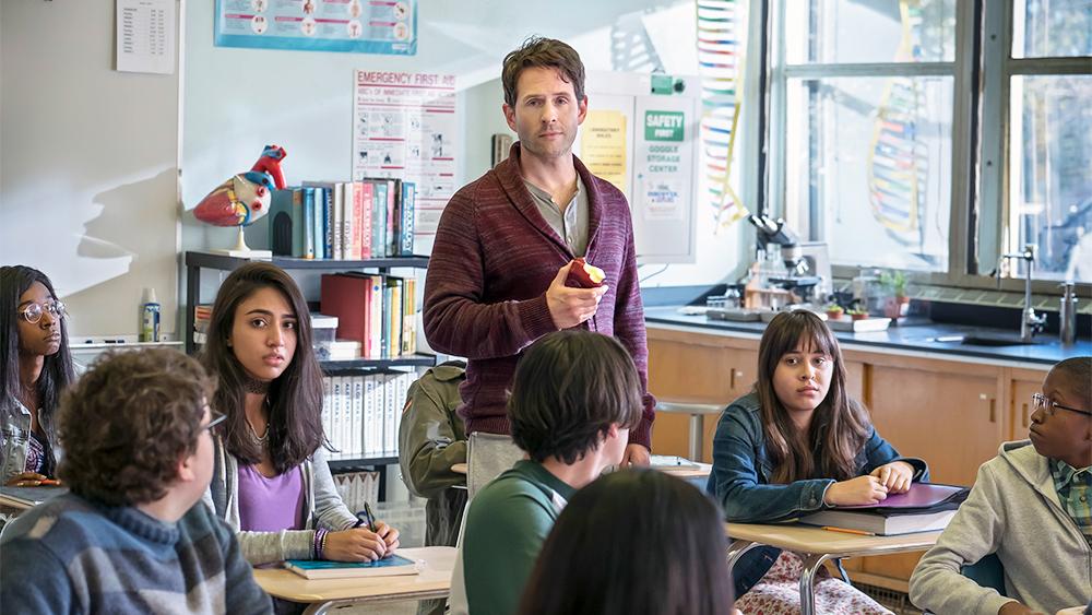 'A.P. Bio' nabs second season on NBC