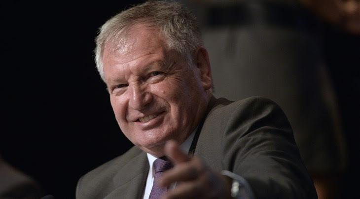 World basketball family mourns passing of former FIBA President