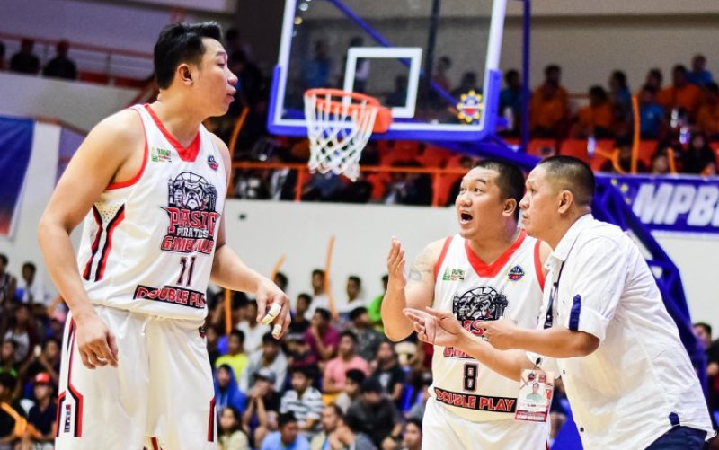 Pasig Pirates (photo from MPBL Facebook)
