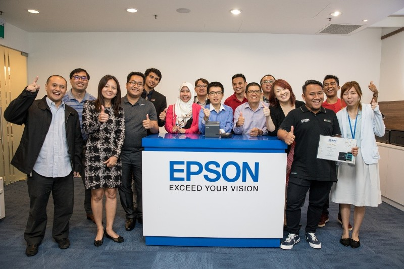 Pinoy mobile POS solution wins in Epson Regional App Challenge