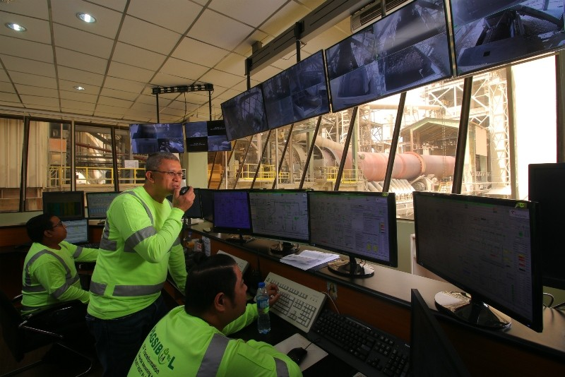 Holcim Philippines's commitments to improve its environmental footprint are also designed to improve efficiency of its operations and raise business performance