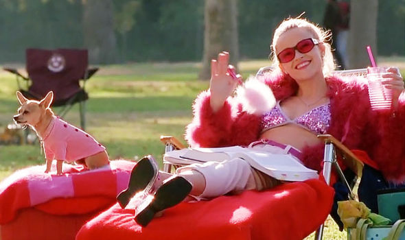 Reese Witherspoon reprising Elle Woods for 'Legally Blonde 3'