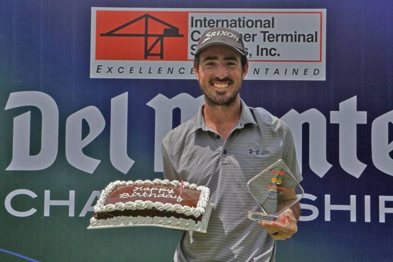 Paez marks big day with big Del Monte win
