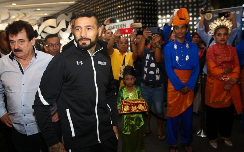 Lucas Matthysse (Wendell Alinea/MP Promotions)