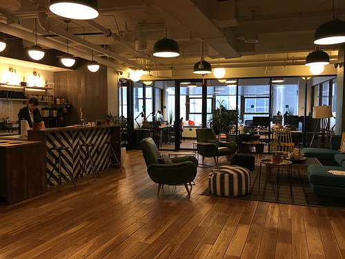 WeWork takes meat off the menu at company events