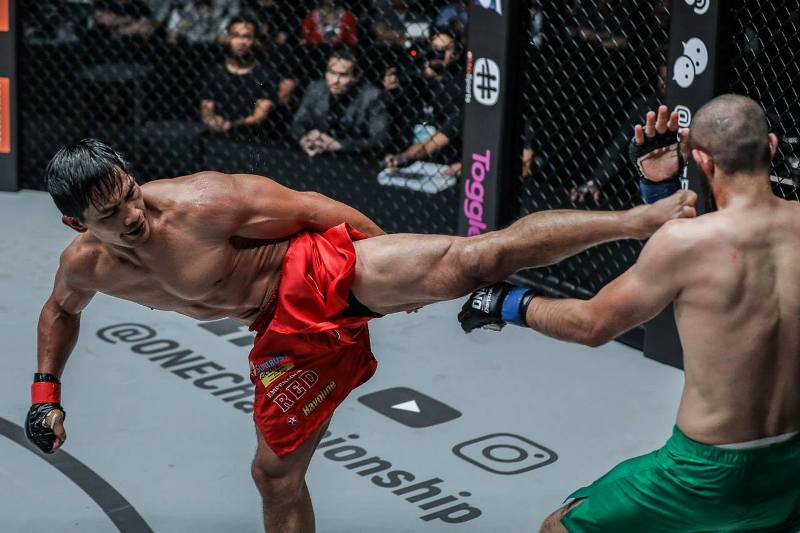 ONE Championship: 'Landslide' to make up for last year's loss in Manila