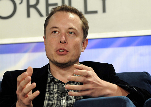 Tesla considering bitcoin payments once 'greener'