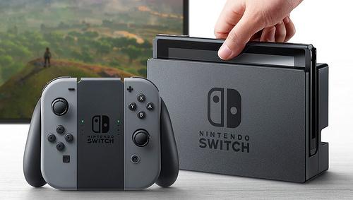 Nintendo first-quarter profits up on Switch sales
