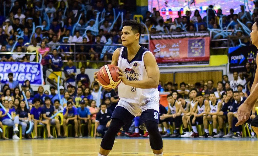 Marikina Shoemasters (photo from MPBL Facebook)