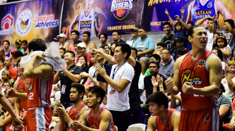 MPBL: Navotas, Bataan show readiness for playoffs