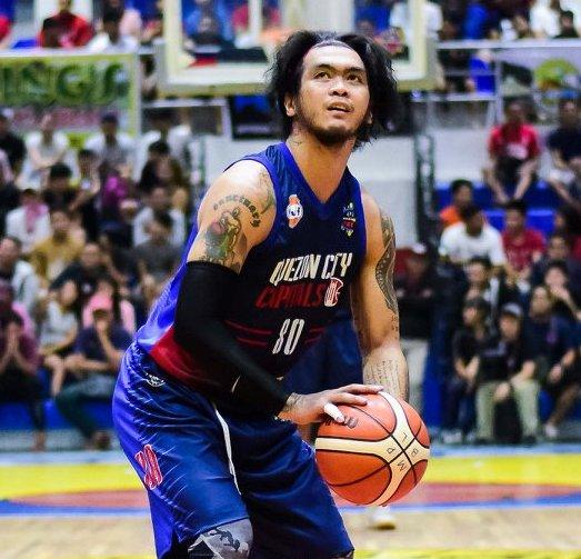 Quezon City Capitals (photo from MPBL Facebook)
