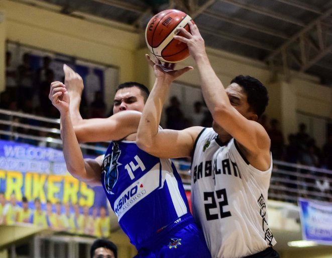 Cebu vs Basilan (photo from MPBL Facebook)