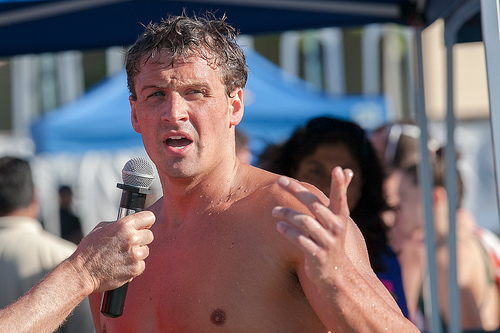 Lochte suspended until July 2019 for use of IV