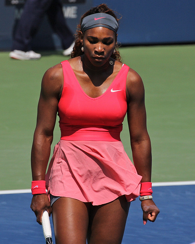 Serena lashes out at multiple drug-tests