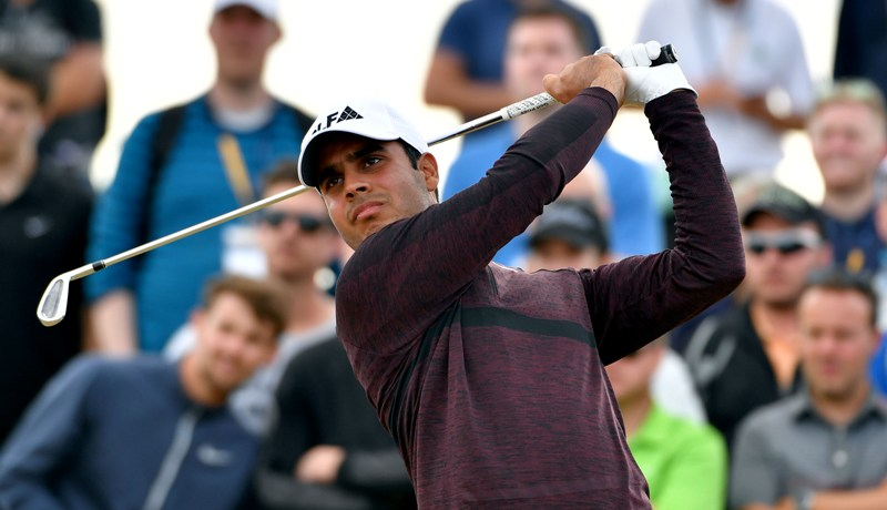 Sharma off to good start at The Open