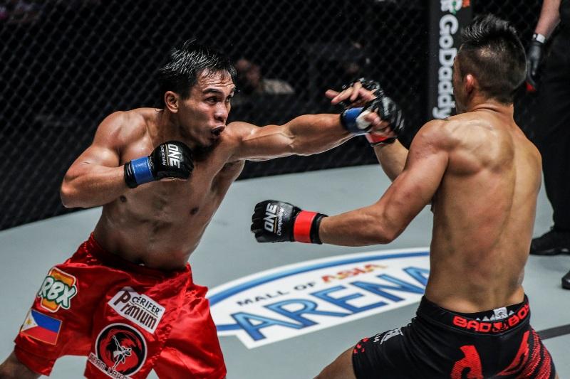 Martin Nguyen vs Kevin Belingon