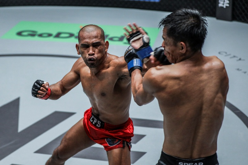 ONE FC: Catalan stresses importance of Self-Defense