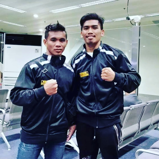 Sanchez arrives in Russia for WBO duel