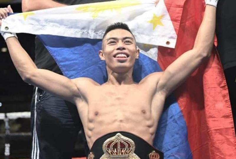 WBA champion Gaballo returning soon