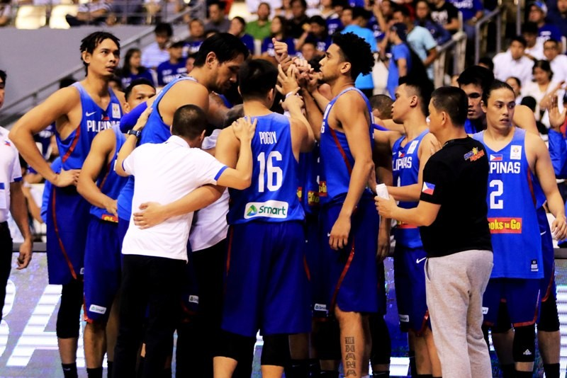 Gilas Pilipinas (photo by Peter Paul Baltazar)